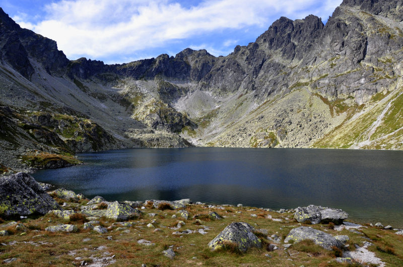 Hincovo Pleso High Tatras Slovakia