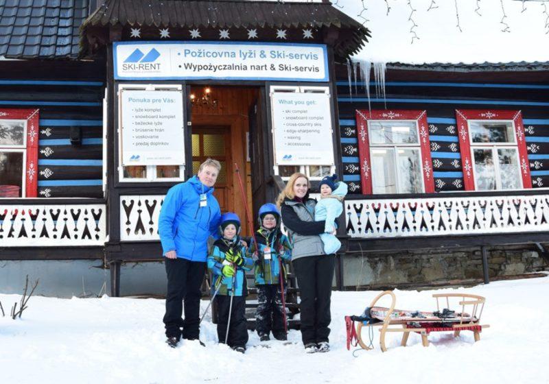 13 Ski Hire High Tatras Zdiar