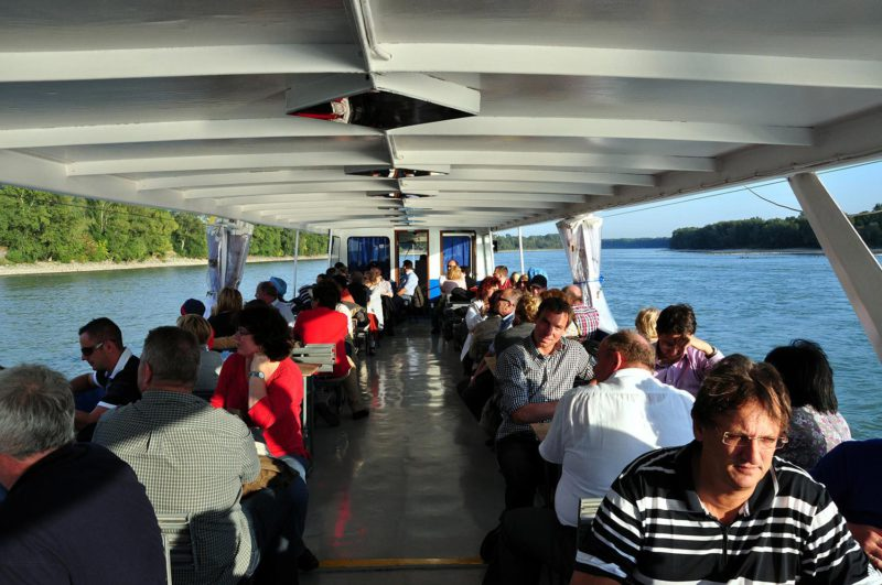 Boat Trip To Devin