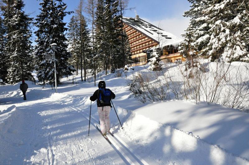 Cross Country Skiing Slovakia