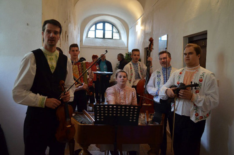 Folklore Band Skalica