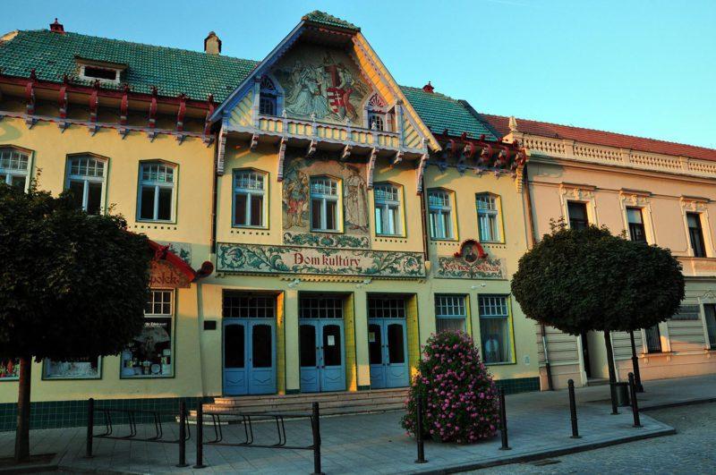 Kulturny Dom Town Hall Skalica