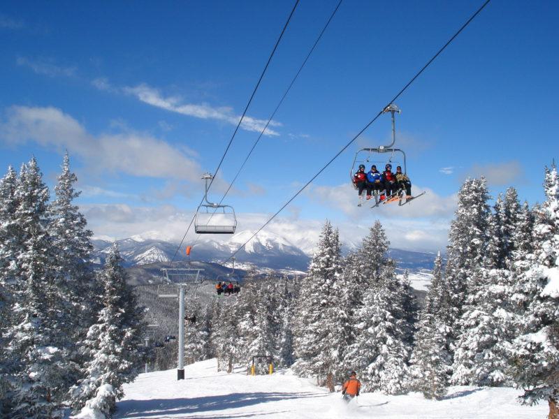 Skiing In Slovakia Winter Holiday