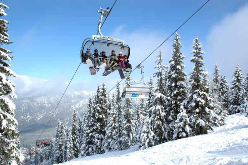 Skiing Slovakia Jasna Low Tatras