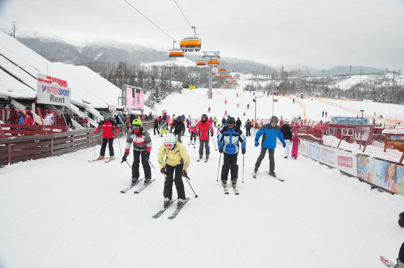 hohe tatra ski