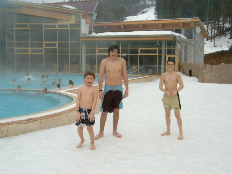 Thermal Pools Oravice Slovakia