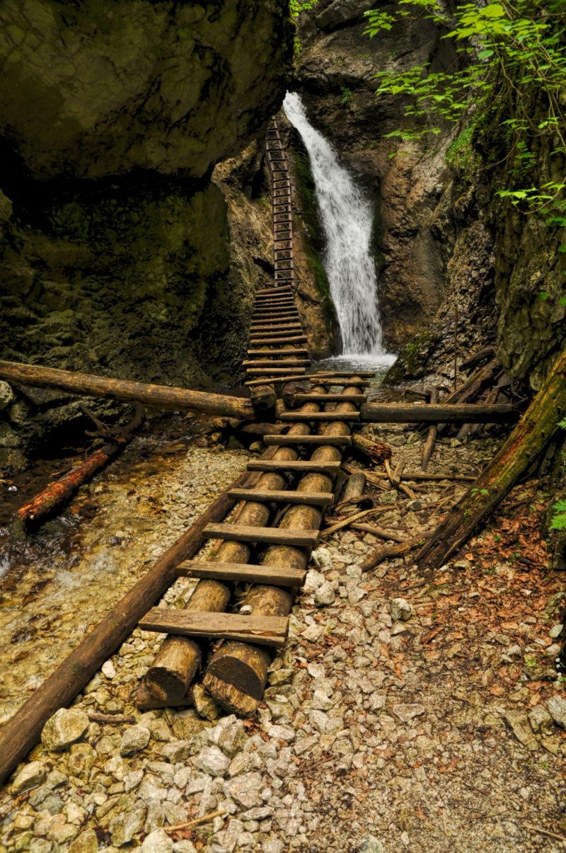Walking Slovak Paradise Slovakia 3