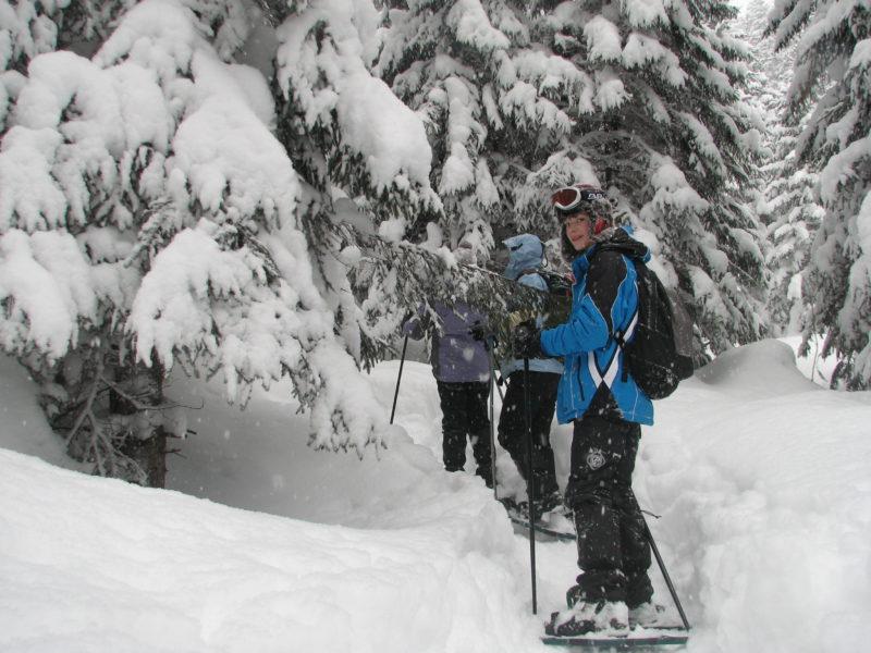 Winter Walking Slovakia Family Holiday