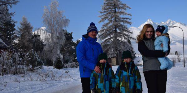 1 Winter Holiday In Slovakia High Tatras
