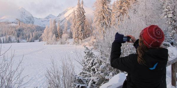 4 Strbske Pleso Winter