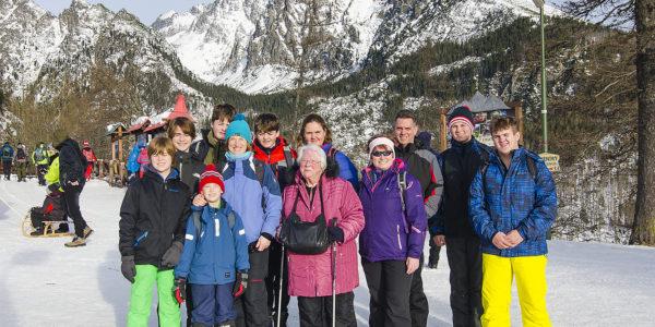 Family Winter Holidays Slovakia