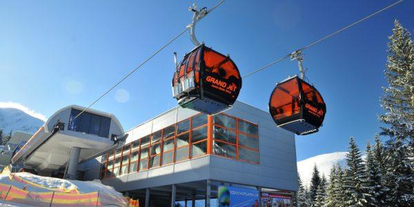Skiing In Slovakia Winter Holiday Tatras
