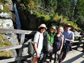 8 walking hihg tatras