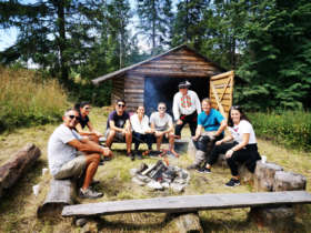 Grilling Picnic Open Fire Tatras