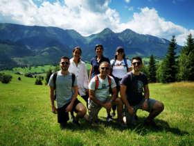 Walking Hiking Tatras