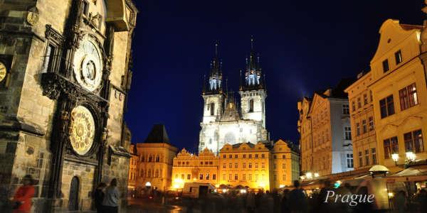 Prague Czech Republic Tours