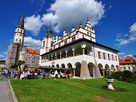 Levoca town hall