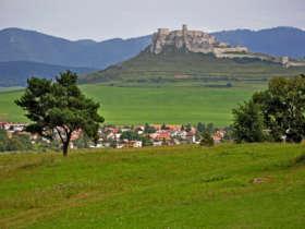 Spissky Hrad Castle 2