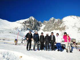 1 Slovakia Skiing High Tatras