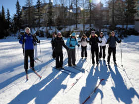 Cross Country Skiing High Tatras Slovakia 4