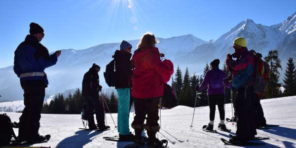Snowshoeing High Tatras Slovakia 3