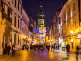 1 Bratislava Winter
