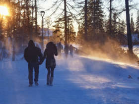 Winter Walking Tatra Mountains
