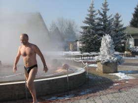 Thermal Spring Besenova Slovakia 1