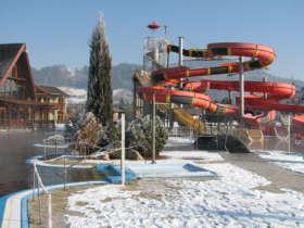 Thermal Spring Besenova Slovakia 3