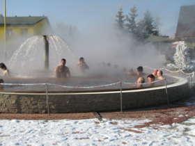 Thermal Spring Besenova Slovakia 4