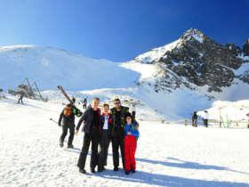 Family Winter Holiday Skalnate Pleso Tatras