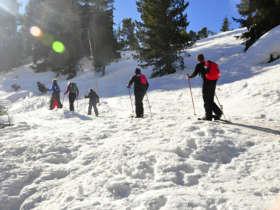Family Winter Walk High Tatras