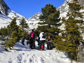 Slovakia Family Winter High Tatras 21