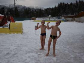 Slovakia Family Winter High Tatras 39