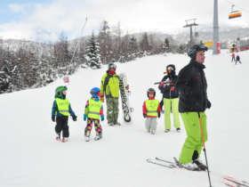 Tatranska Lomnica Ski Resort Slovakia