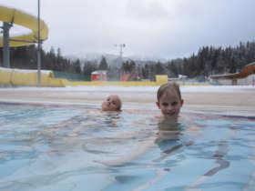 Thermal Pools Tatra Mountains