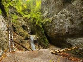 Walking Hiking Slovak Paradise National Park 15