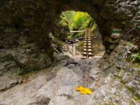 Walking Hiking Slovak Paradise National Park 16