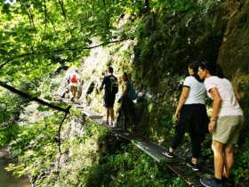 Walking Slovak Paradise Slovakia Guided Tours 13