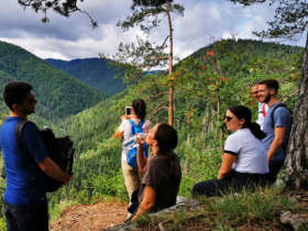 Walking Slovak Paradise Slovakia Guided Tours 2