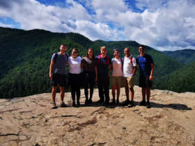 Walking Slovak Paradise Slovakia Guided Tours 4