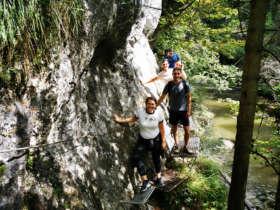 Walking Slovak Paradise Slovakia Guided Tours 7