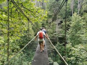 Walking Slovak Paradise Slovakia Guided Tours 9