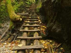 Walking Hiking Slovak Paradise National Park 18