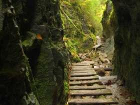 Walking Hiking Slovak Paradise National Park 20