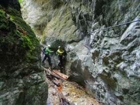 Walking Hiking Slovak Paradise National Park 23