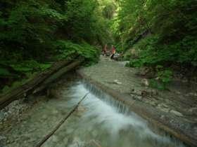Walking Hiking Slovak Paradise National Park 3