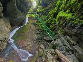 Walking Hiking Slovak Paradise National Park 32