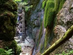 Walking Hiking Slovak Paradise National Park 36