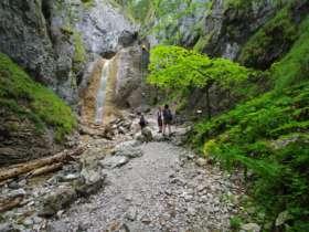 Walking Hiking Slovak Paradise National Park 39